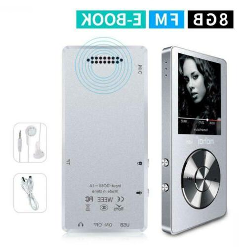 portable mp3 player expandable music
