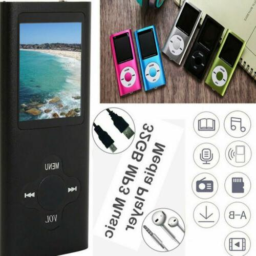Portable Lossless Sound Music MP3