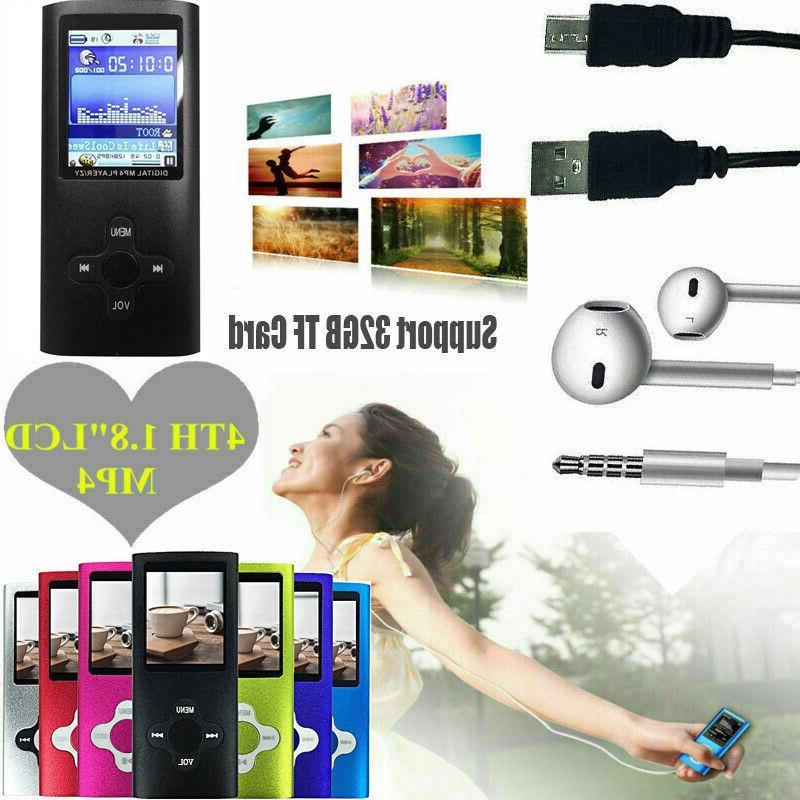 Portable Multifunction 32GB Lossless Sound Music MP3 Media