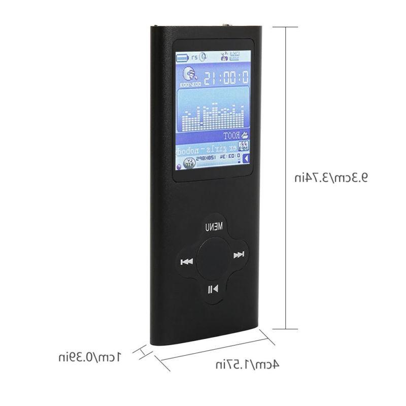 Portable Multifunction Lossless Music Video MP3 Player