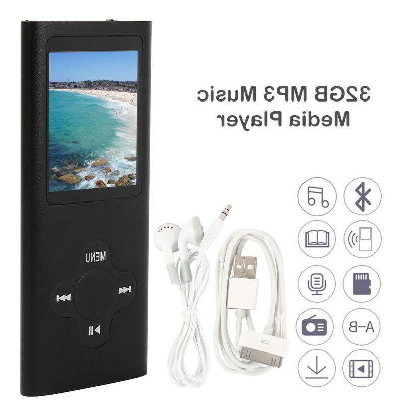 portable multifunction 32gb playback lossless sound music
