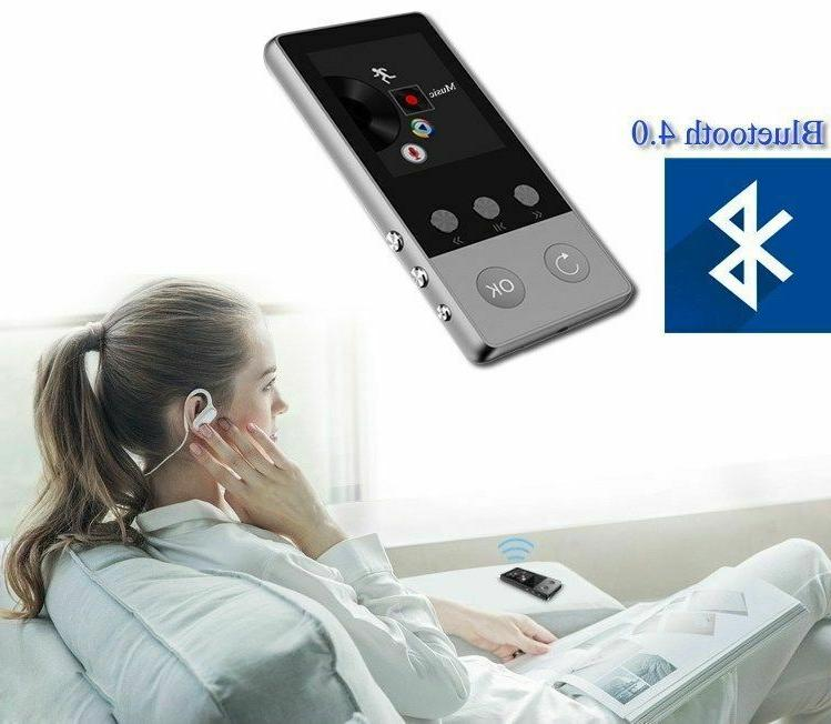 Portable Multifunction Music MP3 Player Support 64GB
