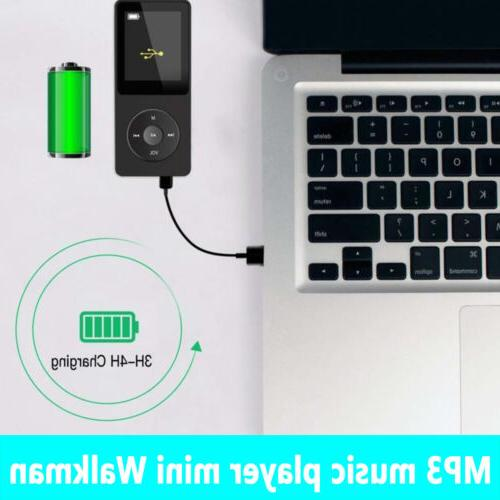 Portable Multifunction MP3 8GB 70 Hours Lossless Sound