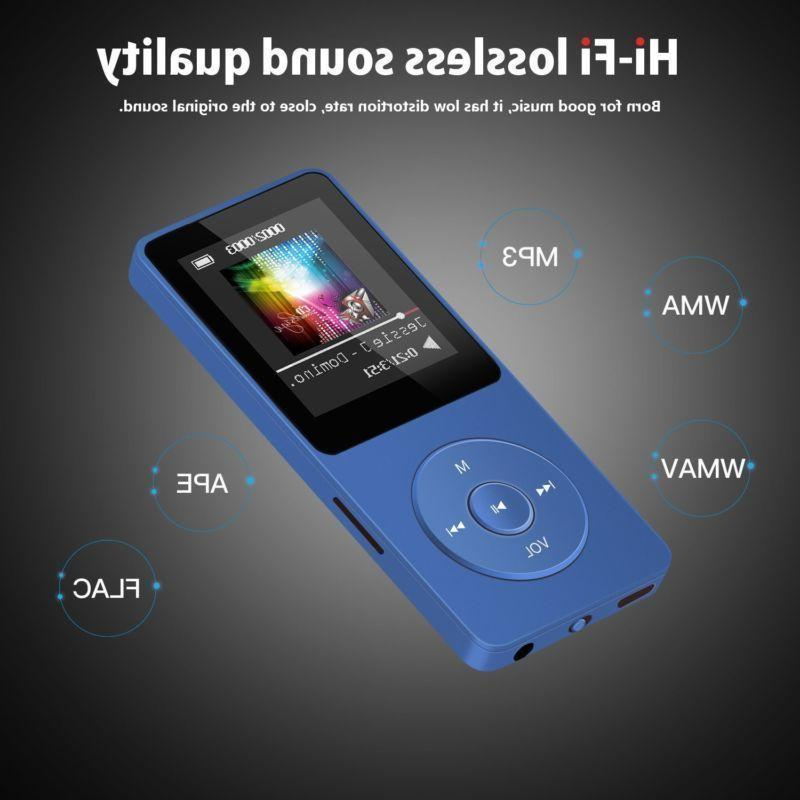 Portable Multifunction MP3 Player