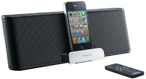 rdp t50ip ipod iphone dock
