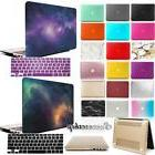 Rubberized Hard Case Cover With Keyboard Skin for MacBook ai