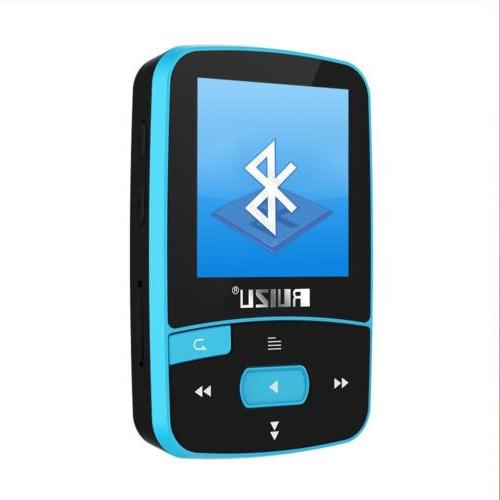 RUIZU MP3 8GB, FM