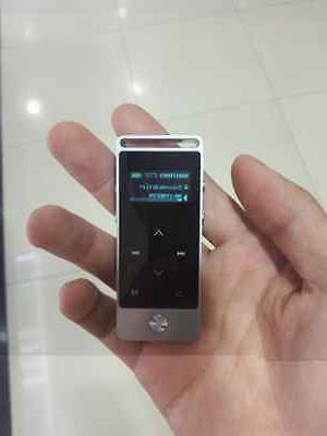 BENJIE Screen Hifi Music Player 8GB FM
