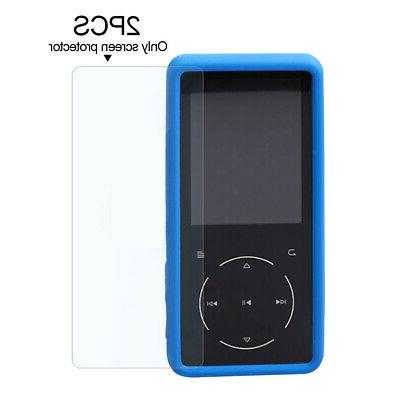Full Coverage Screen Protector MP3 Player Tempered Glass For
