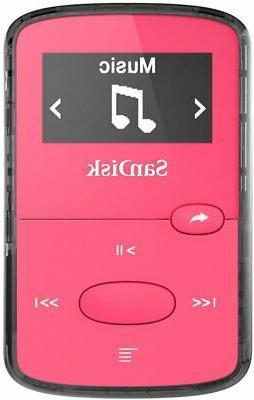 SDMX26-008G-G46P 8 GB Flash MP3 Player