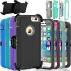 Shockproof Hard Case Cover For Apple iPhone 6 6S Plus