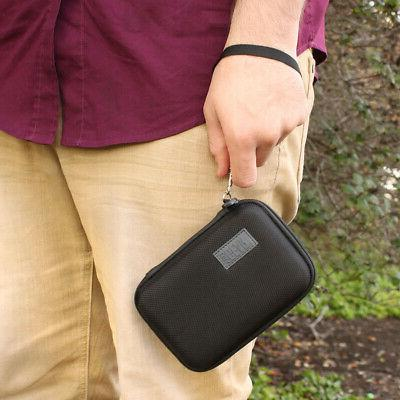 USA Case with Wrist Accessory and Elastic Strap