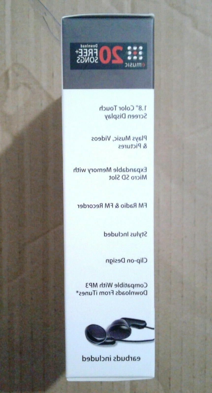 Eclipse 4GB MP3 Audio -