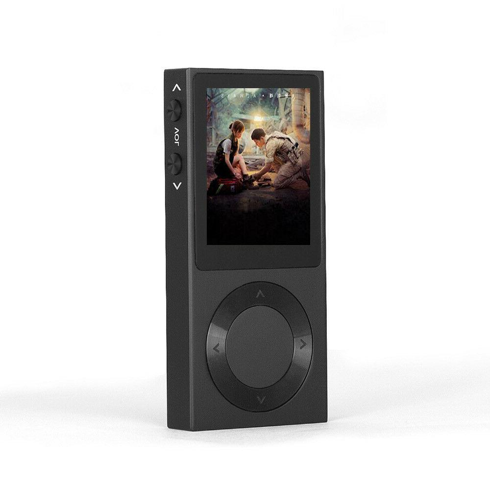 "BENJIE T6 MP3 Player 1.8"" Screen Alloy Music"