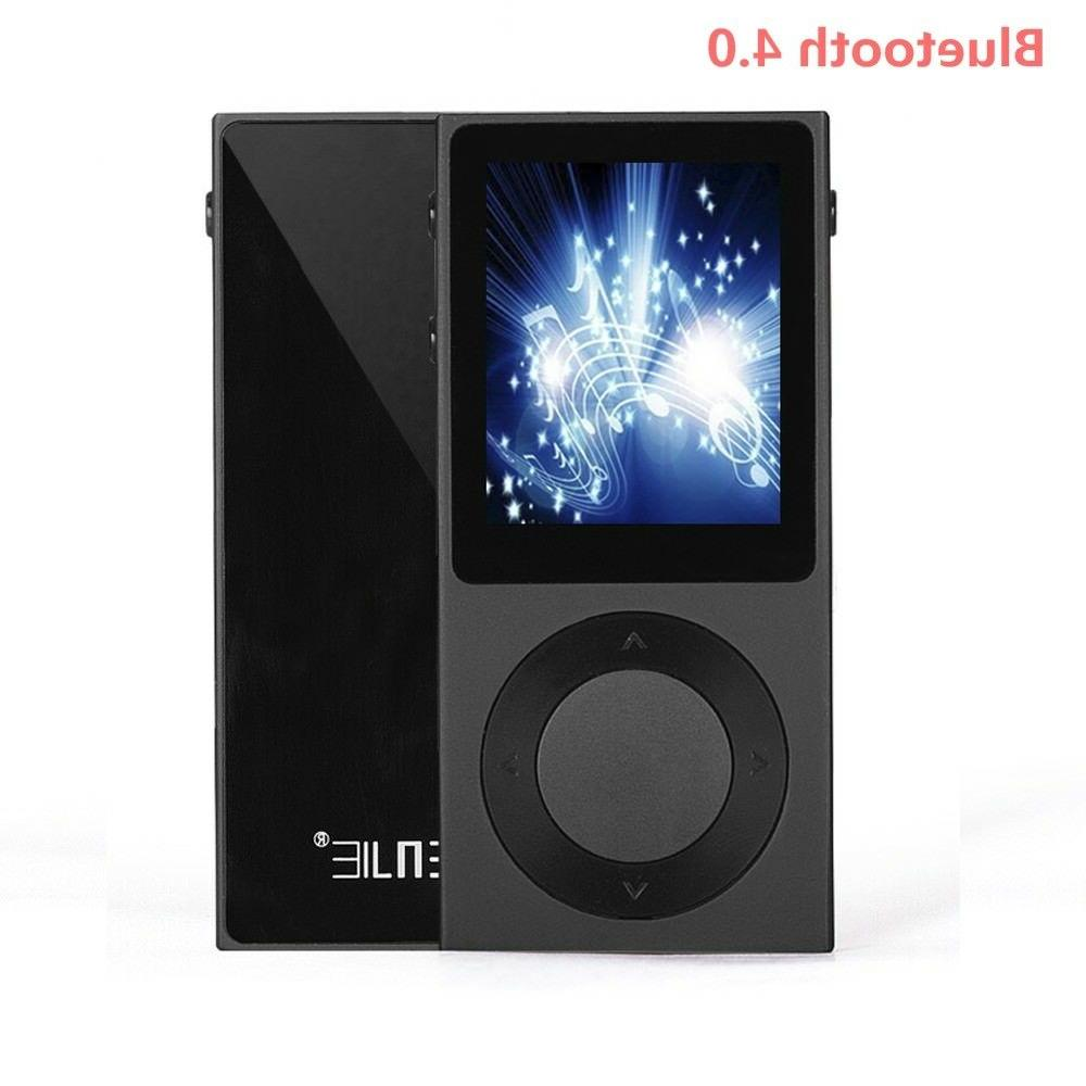 "BENJIE T6 MP3 Player 1.8"" TFT Screen Full Alloy Lossless HiF"