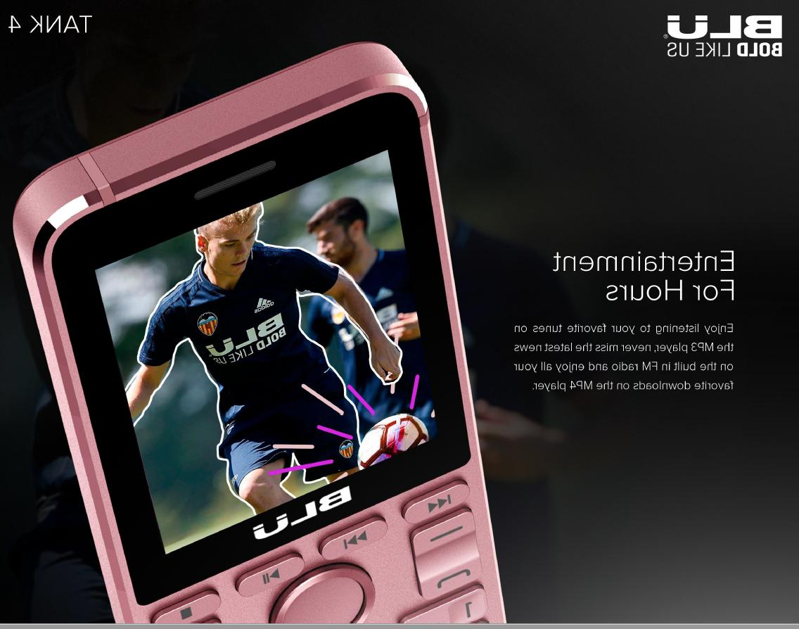 tank 4 t510 unlocked gsm feature phone
