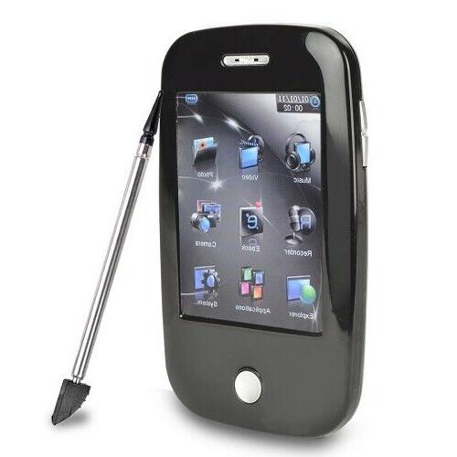 trio 4gb mp3 usb 2 0 touchscreen