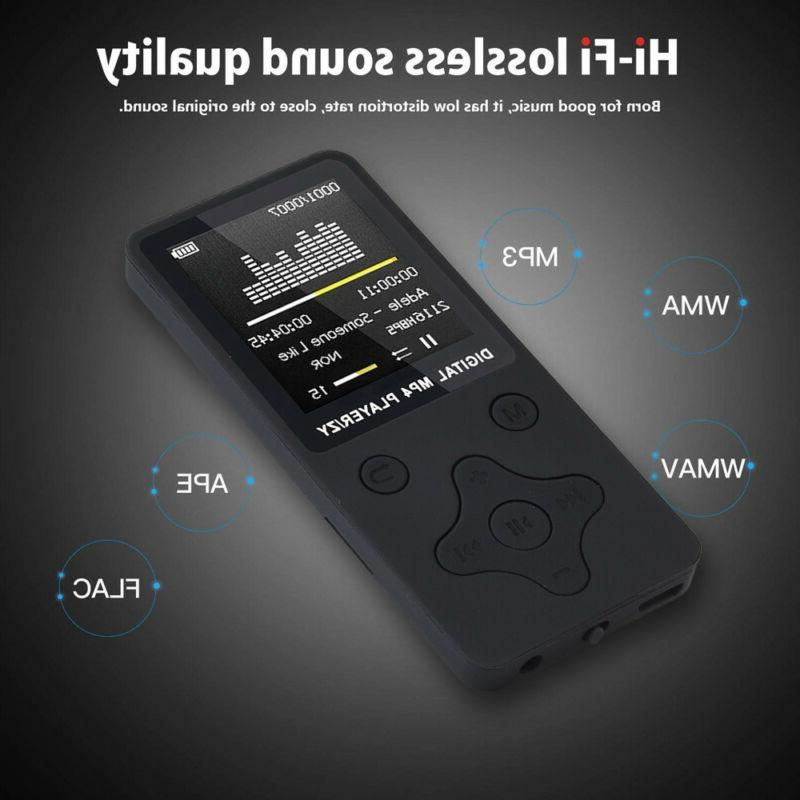 U Fashion Portable MP3/MP4 Player Mp3 M