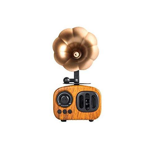 vintage mini wireless speaker 3d