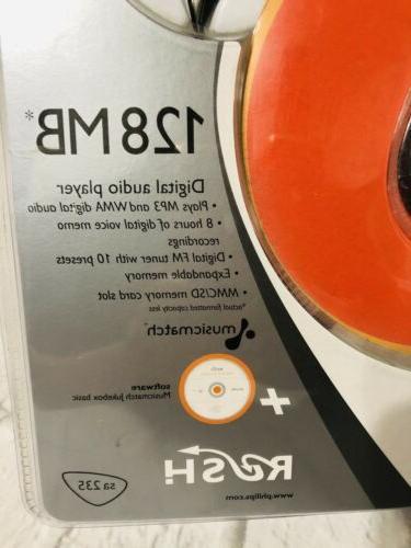 VINTAGE Music MP3 SA235/17 128MB New