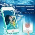Waterproof Shockproof Lifeproof TPU Phone Case Cover For iPh