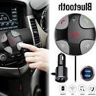 Wireless Bluetooth Handsfree FM Transmitter Car Kit Mp3 Play