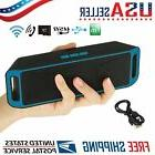 Wireless Bluetooth Speaker USB FM Stereo Mini Super Bass Por