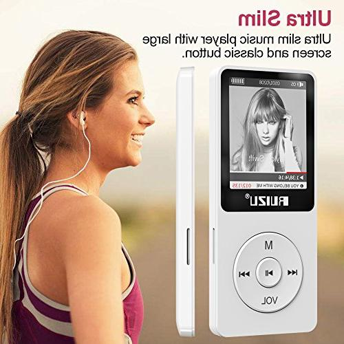 Ultra with FM Radio, Voice Recorder, Video Reading, 80 and Expandable 128