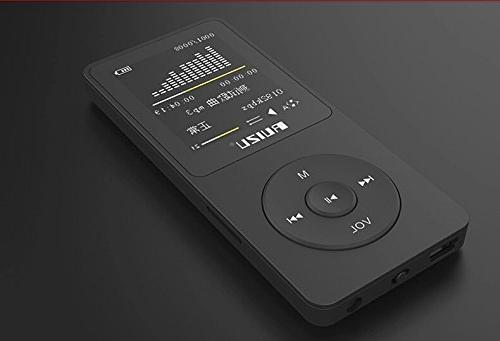 RUIZU Ultrathin MP3