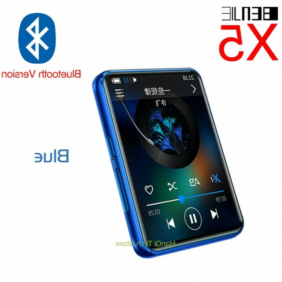 BENJIE X5 Screen 8GB 16GB With FM