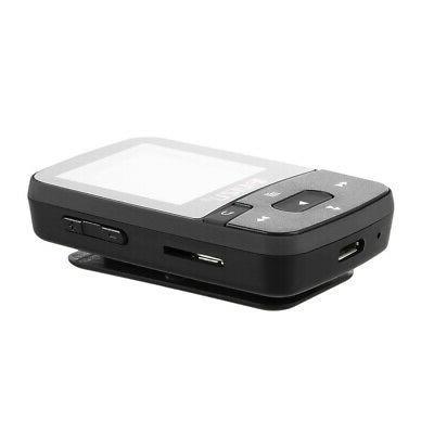 RUIZU X50 8GB MP3 HiFi TF FM Radio Recording