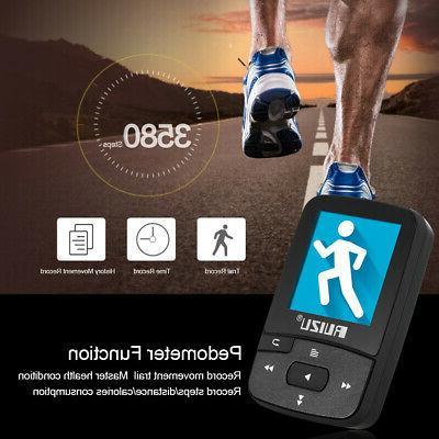 RUIZU X50 8GB 1.5in MP3 MP4 Music Player HiFi TF Card FM Radio