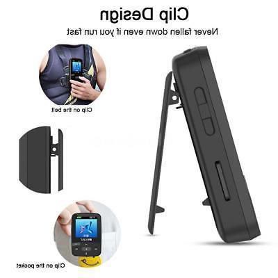 RUIZU MP3/4 Player FM Radio 8G Bluetooth M4R7