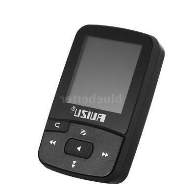 RUIZU MP3/4 Player Lossless TF FM Radio 8G Sport Bluetooth