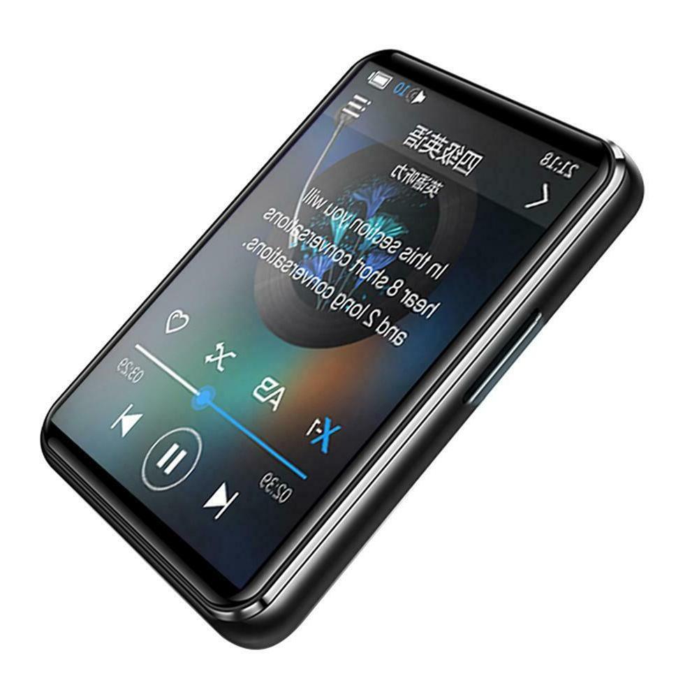 Benjie X6 3inch Screen MP3 Player Video