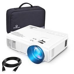 VANKYO LEISURE 3 Mini Projector, Full HD 1080P and 170'' Dis