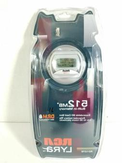 RCA Lyra RD1076 512 MB Personal MP3 Player