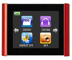 Eclipse Mach Speed 4 GB MP3/Video Player with 1.8-Inch Touch