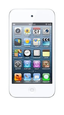"""Apple MD058LL/A - 3.5"""" White 32GB iPod Touch"""