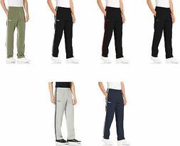 adidas Men's Athletics Essential Tricot 3-Stripe Pants, 5 Co