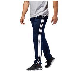 Adidas Men's Game Day Pants 3 Stripe, Black/Navy/Rawste, Cho