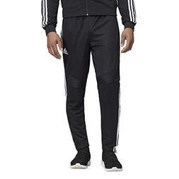 adidas Men's Tiro19 Training Pants, Black/White, Small