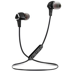 b383ad5ca44 Cornmi Metal Magnet Wireless Earbuds Bluetooth Sport Headpho