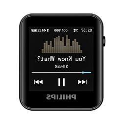 Philips Mini MP3 Player SA6116 Bluetooth Sports Digital Musi