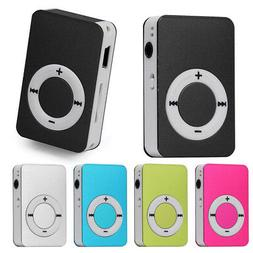 Mini MP3 Portable USB Digital Mini Mp3 Music Player Small Si