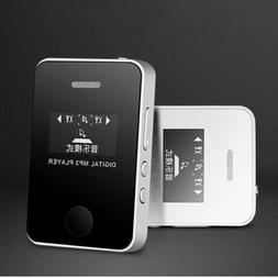 Mini USB MP3 Music Player LCD Screen Support 16GB TF Card 7