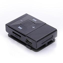 DATEWORK Mini USB Digital Mp3 Music Player Support 8GB SD TF
