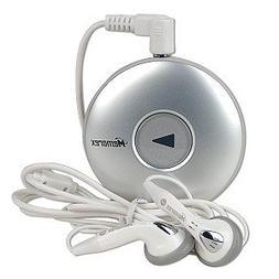 Memorex MMP8550-WHT 256MB USB 2.0 MP3 Player