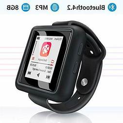 MP3 & MP4 Players Mymahdi Sport Music Clip,8 GB Bluetooth Wi