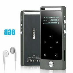 MP3 MP4 Player Lossless Sound Music Video FM Radio Recorder